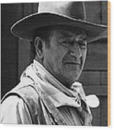 John Wayne Rio Lobo Old Tucson Arizona 1970 Wood Print