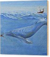 Jonah Wood Print