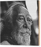 Julian Rivero The High Chaparral Old Tucson Arizona 1970 Wood Print