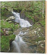 Kinsman Notch - Woodstock New Hampshire Wood Print