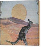 Kipling: Just So Stories Wood Print