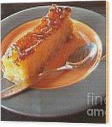 Kumquat Cake In Corfu-2 Wood Print