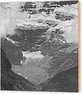 Lake Louise Wood Print
