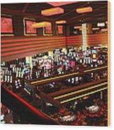 Las Vegas - Planet Hollywood Casino - 12123 Wood Print