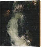 Llangollen And Maelor Country Waterfalls Wood Print