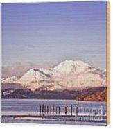 Loch Lomond 02 Wood Print