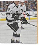 Los Angeles Kings V Toronto Maple Leafs Wood Print