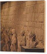 Louvre - Paris France - 011312 Wood Print