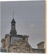 Louvre - Paris France - 01135 Wood Print