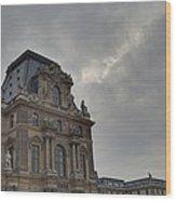 Louvre - Paris France - 01139 Wood Print