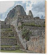 Machu Picchu - 2 Wood Print