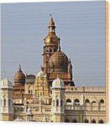 Maharaja's Palace India Mysore Wood Print