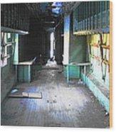 Mailroom Wood Print