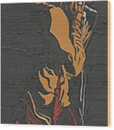 Martin Luther Mccoy Wood Print