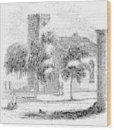 Massachusetts Salem, 1851 Wood Print