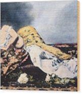 Mata Hari (1876-1917) Wood Print
