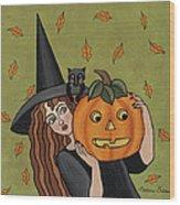 Matilda Wood Print