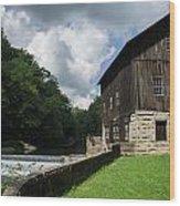 Mcconnells Mills Wood Print
