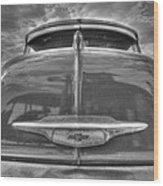 Memories On Wheels Wood Print