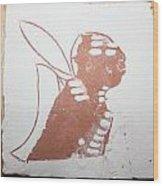 Micah - Tile Wood Print