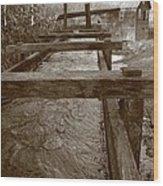 Mingus Mill 2 Wood Print