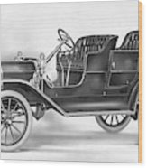 Model T Ford, 1908 Wood Print