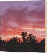 Mohave Color Wood Print
