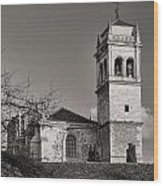 Monastery Of St. Jerome Wood Print