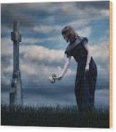 Mourning Wood Print