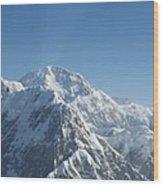 Mt Mckinley Wood Print