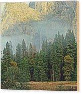 Mythical Wood Print