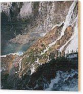 National Park Plitvice Wood Print