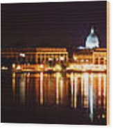 Naval Academy In Annapolis 2 Wood Print
