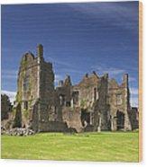 Neath Abbey Wood Print