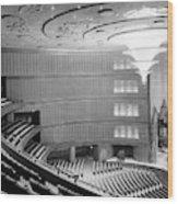 New York City Roxy Theater Wood Print