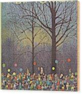 New Yorker November 25th, 1972 Wood Print