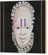 Nigerian Empire Wood Print