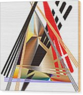 No. 556 Wood Print