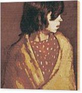Nonell I Monturiolisidre 1873-1911 Wood Print