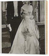 Norma Shearer (1902  1983), American Wood Print