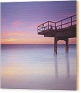 North Beach Perth Western Australia Wood Print