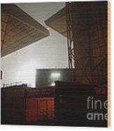 Nottingham Forest Football Club. Wood Print