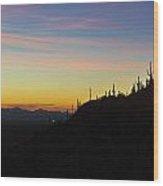 November 15 2014 Wood Print