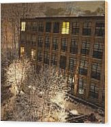 Oella Mill Wood Print