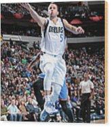 Oklahoma City Thunder V Dallas Mavericks Wood Print