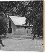 Old Barn 4 Wood Print