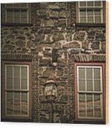 Old Savannah Wood Print by Mario Celzner