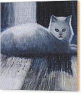 Opie Wood Print