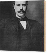 Owen Wister (1860-1938) Wood Print