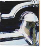 Packard Caribbean 1953 Wood Print